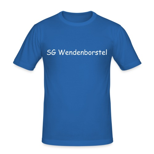 SG Wendenborstel - Men II - Männer Slim Fit T-Shirt