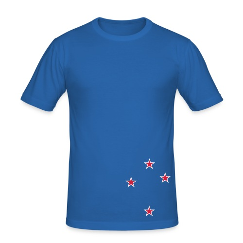 NZ Stars - Mens (13 Colours) - Men's Slim Fit T-Shirt
