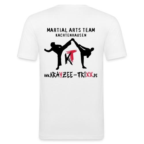 Krayzee-Trixx Shirt - Männer Slim Fit T-Shirt