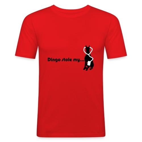 Dingo Stole My  - Mens (13 Colours) - Men's Slim Fit T-Shirt