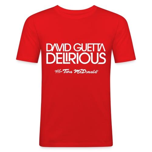 Delirious Homme - T-shirt près du corps Homme