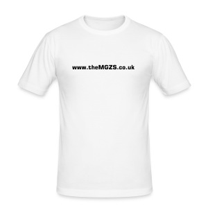 theMGZS.co.uk Team Shirt - Men's Slim Fit T-Shirt