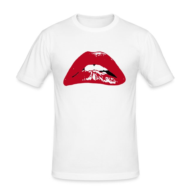 The lips t-shirt