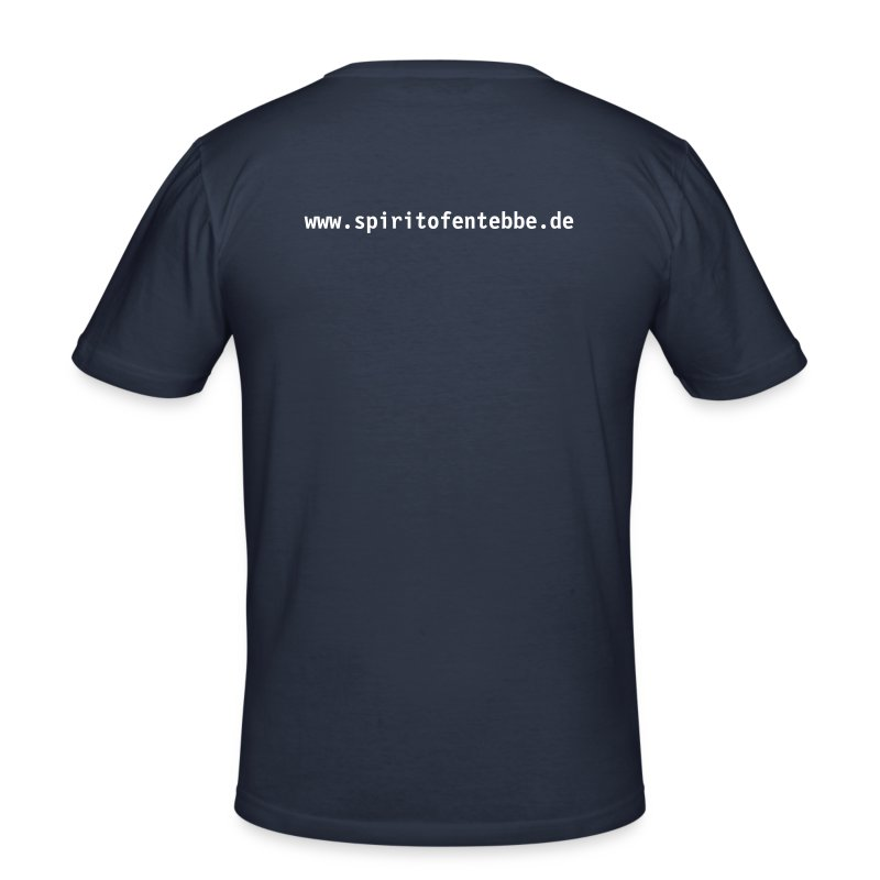 T-Shirt July 4, 1976 - Männer Slim Fit T-Shirt