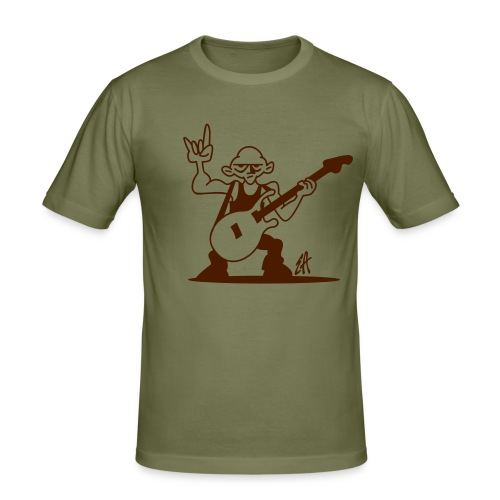 Rocker - Men's Slim Fit T-Shirt