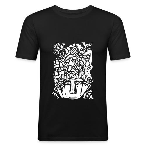 Psych - Men's Slim Fit T-Shirt
