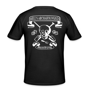 Hells Archaeologists - T-Shirt Slim fit - Männer Slim Fit T-Shirt