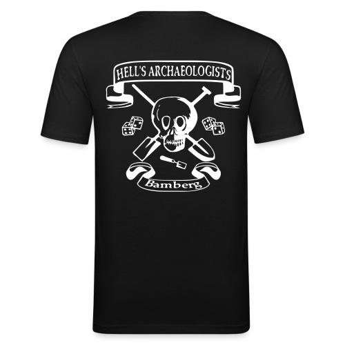 Hells Archaeologists - T-Shirt Slim fit - Männer Slim Fit T-Shirt