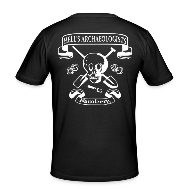 Hells Archaeologists - T-Shirt Slim fit