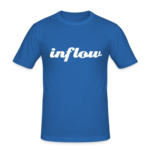 Sky Flow - Men's Slim Fit T-Shirt