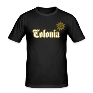 Colonia (Home of the dome) - Männer Slim Fit T-Shirt