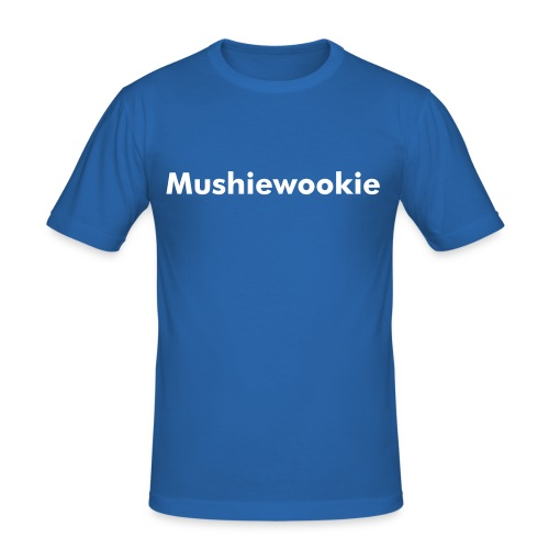 Mushiewookie - Men's Slim Fit T-Shirt
