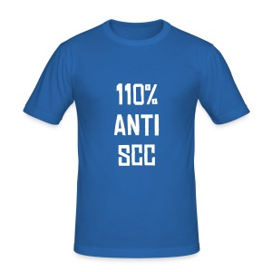 Slimfit shirt 110% ANTI SCC - slim fit T-shirt