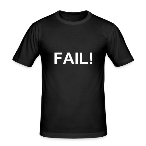 failure - Men's Slim Fit T-Shirt