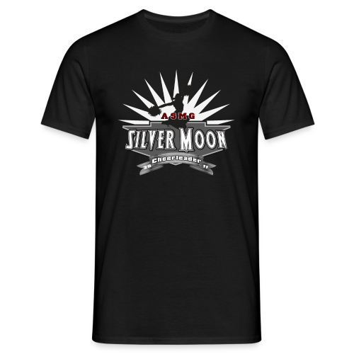 T-Shirt Silver Moon - Männer T-Shirt