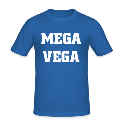Mega-Vega-Slim-Fit - slim fit T-shirt