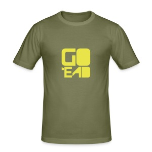 go'ead - Men's Slim Fit T-Shirt