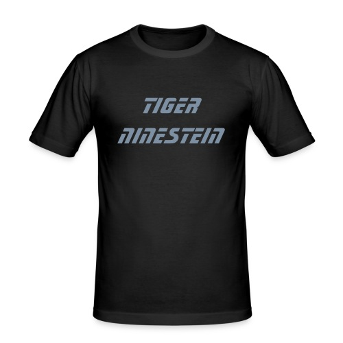 Mens Tiger Ninestein Slim Fit Shirt - Men's Slim Fit T-Shirt