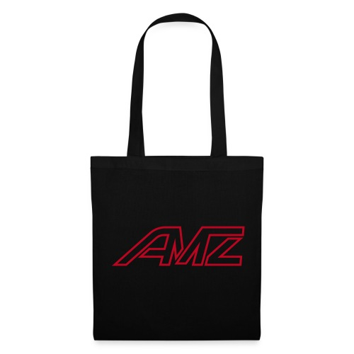 AMZ Bag black - Stoffbeutel