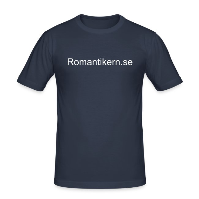 Romantikern.se T-shirt slim fit