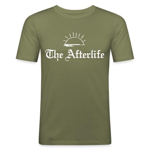 The Afterlife - Men's Slim Fit T-Shirt