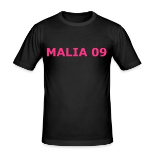 Malia09 - Men's Slim Fit T-Shirt