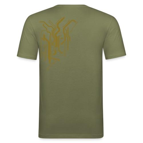 Conduit - Shirt - Männer Slim Fit T-Shirt