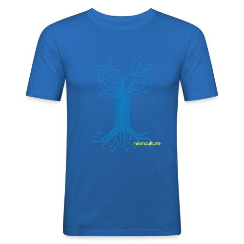 Elektreecity - T Men - Männer Slim Fit T-Shirt