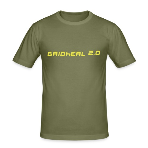 Lèine-T Gaidheal 2.0 (fir) - Men's Slim Fit T-Shirt