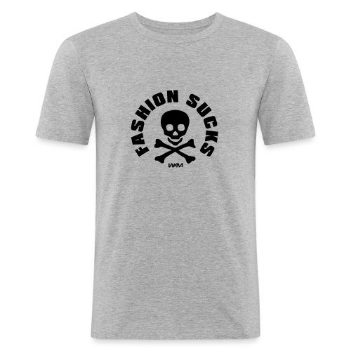 FASHION FUCKS - T-shirt près du corps Homme