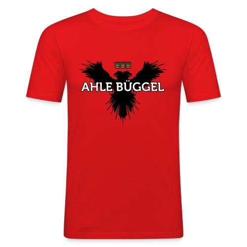 Ahle Bueggel - Männer Slim Fit T-Shirt