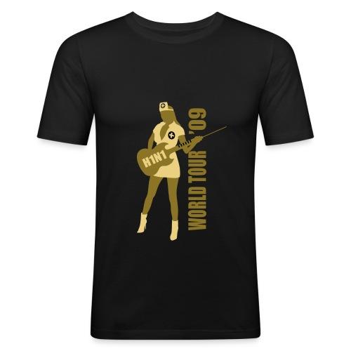 World Tour Clubbeur - T-shirt près du corps Homme