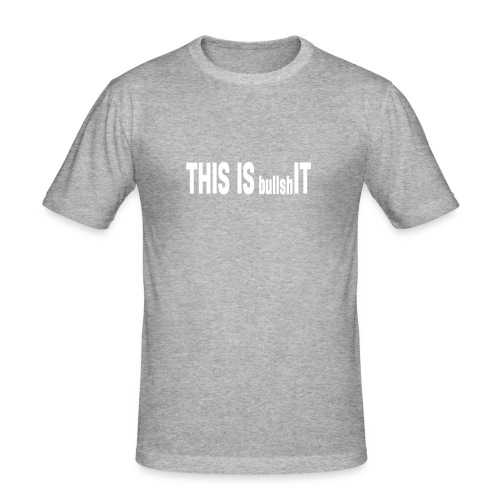 THIS IS BULLSHIT - T-shirt près du corps Homme