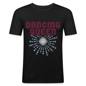 dancing queen - Men's Slim Fit T-Shirt