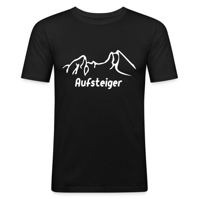 Männer T-Shirt Aufsteiger