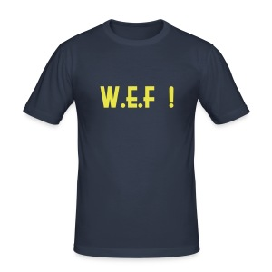 WEF ! - slim fit T-shirt