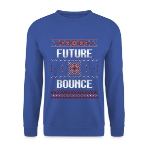 Ugly Christmas Sweater FUTURE BOUNCE - MEN - Männer Pullover