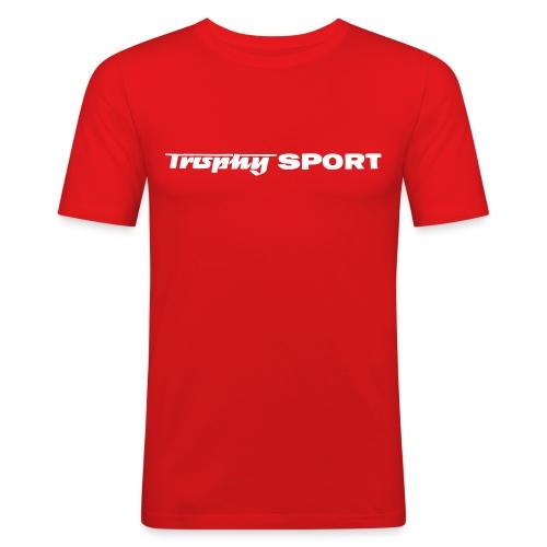 Zweitakt-Sport! - Männer Slim Fit T-Shirt