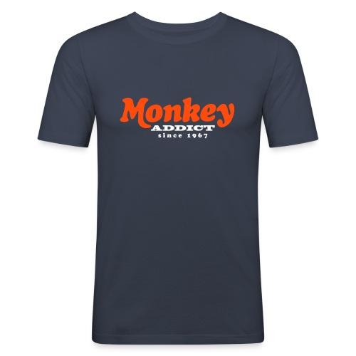 Monkey Addict - T-shirt près du corps Homme