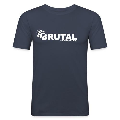 Brutal - Men's Slim Fit T-Shirt