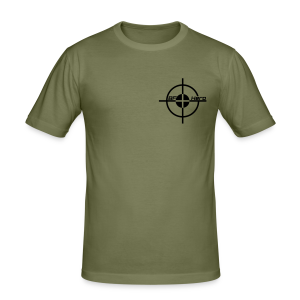 T shirt BF:H olive - Tee shirt près du corps Homme