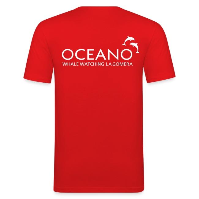 OCEANO Männer Slim Fit T-Shirt