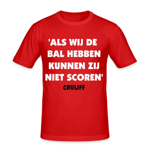 Cruijff - slim fit T-shirt