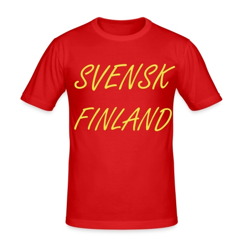 Svenskfinland - Slim Fit T-shirt herr