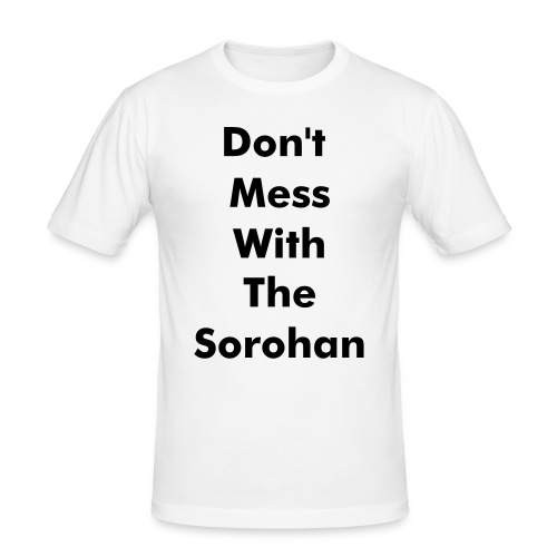 Sorohan - Men's Slim Fit T-Shirt
