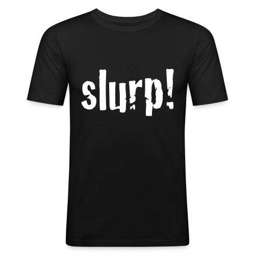 Original Slurp! WT/H/Black - T-shirt près du corps Homme