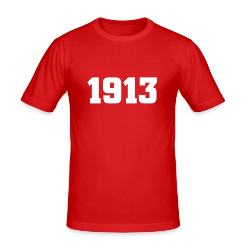 1913 - slim fit T-shirt