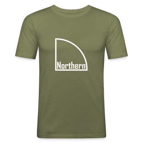 Northen Quarter - Men's Slim Fit T-Shirt