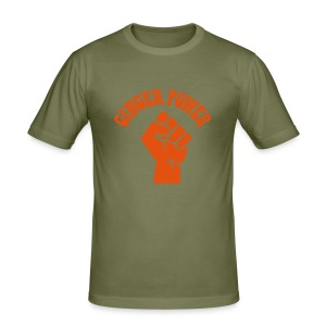 Ginger Power - Men's Slim Fit T-Shirt