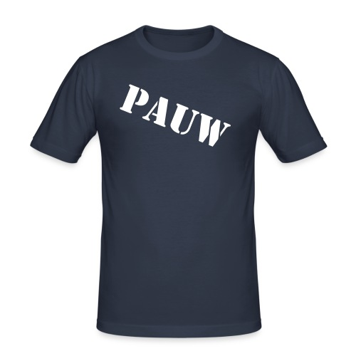 Pauw - slim fit T-shirt